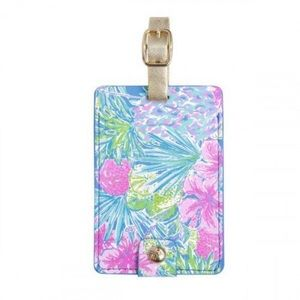Swizzle In Lilly Pulitzer Luggage Tag